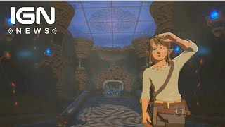 zelda breath of the wild amiibo release date possibly outed ign news