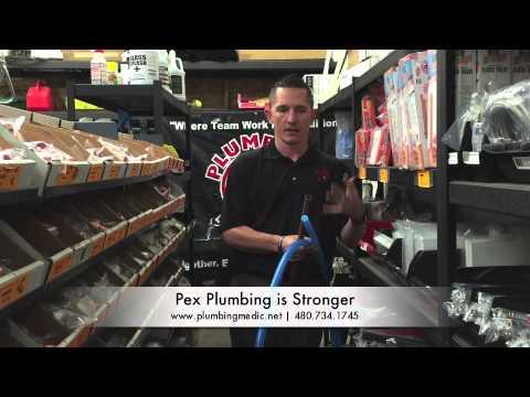 Copper vs. Pex Plumbing | Plumbing Medic