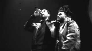 Drake and The Weeknd Would You Like A Tour OVO & XO