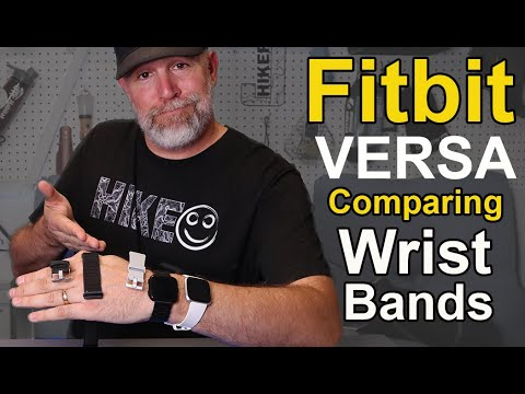 BEST Fitbit Versa Wrist Bands REVIEWED