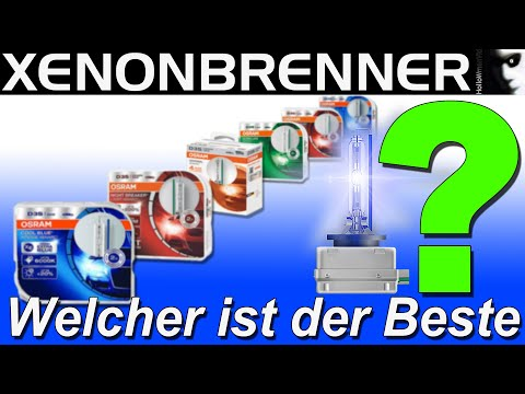 Osram Xenon Night Breaker Laser Xenarc Vs Cool Blue Boost Xenarc Der Vergleich Youtube