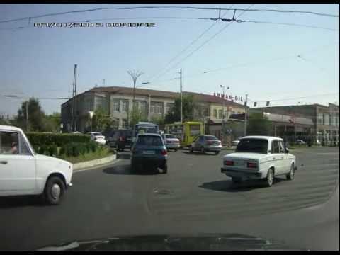 ДТП в Ереване