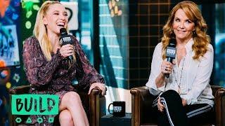 "Madelyn Deutch &  Lea Thompson Speak On Their New Film, ""The Year of Spectacular Men"""
