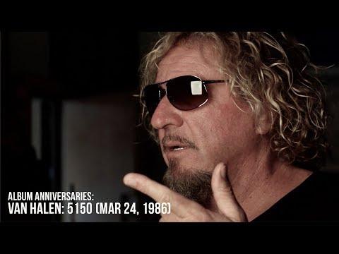 Doug & Scarpetti - Sammy Hagar on Van Halen 5150 (Album Anniversary)
