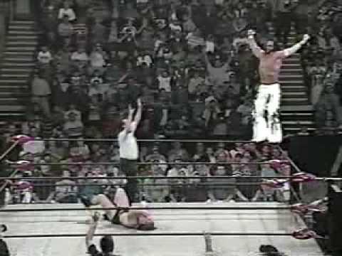 WCW Monday Nitro 03/25/96 Part 1