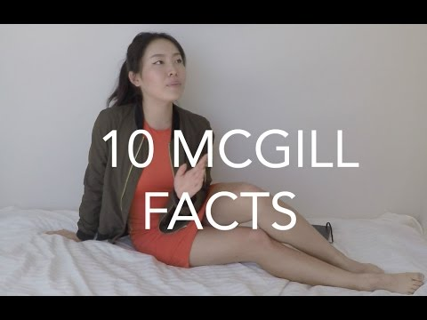 Vlog 26: 10 McGill Facts You Should Know Before Applying