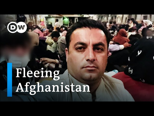 Rescued: From Afghanistan to the US | DW Documentary