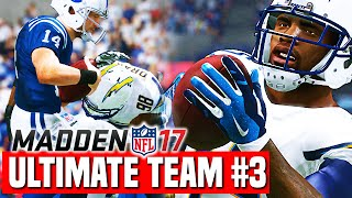 Madden 17 ultimate team ep.3 - first salary cap lineup (more budget players)