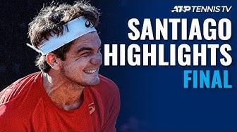 Thiago Seyboth Wild Defeats Casper Ruud For First ATP Title! | Santiago 2020 Final Highlights