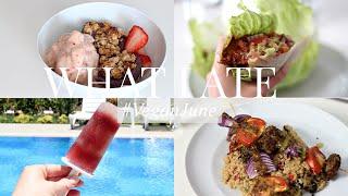 What I Ate #VeganJune 7 (Vegan/Plant-based) | JessBeautician