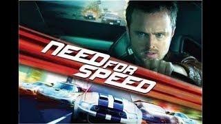 История гонщика Райн Купер. (Need for Speed фильм (из сюжетных роликов игры))