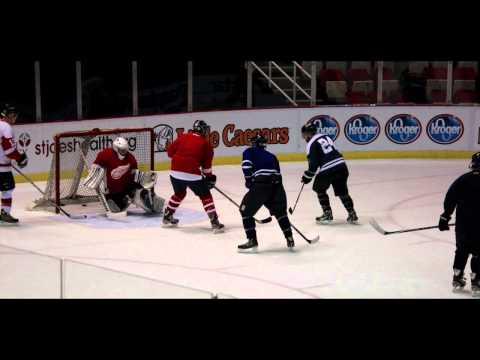 Wings vs. Leafs