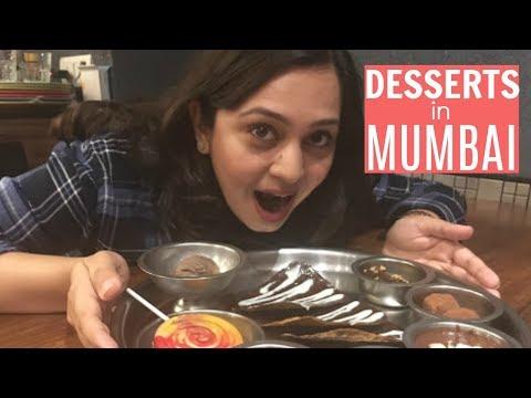 The Quirkiest DESSERTS IN MUMBAI