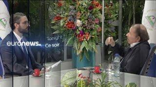 ¿Qué quieres preguntar sobre la entrevista a Daniel Ortega? Euronews responde en directo