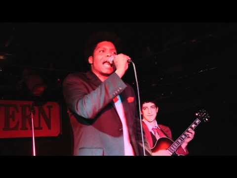 JC BROOKS AND THE UPTOWN SOUND LIVE AT THE HORSESHOE TAVERN.