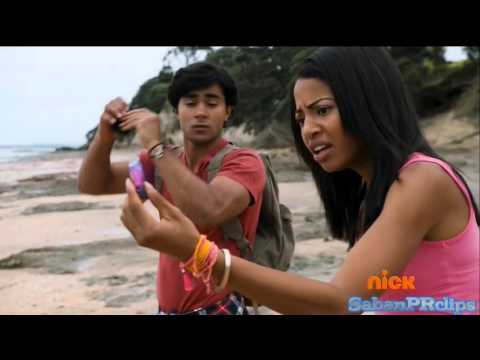 Power Rangers Dino Charge - Deep Down Under - Search for Plesio Zord
