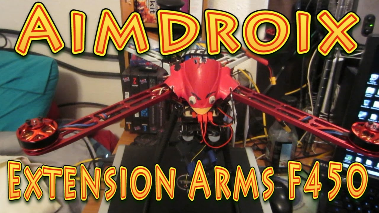 Aimdroix Extension Arms DJI F450 Flamewheel