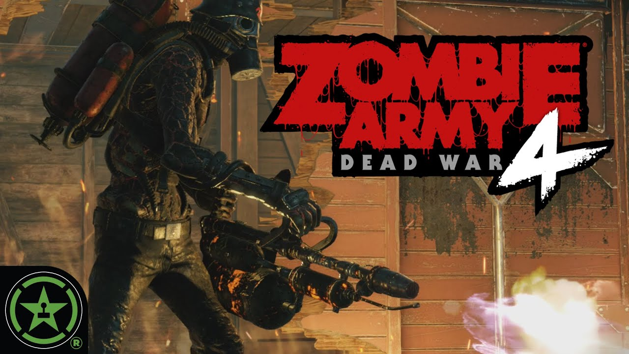 The Zombie Killing Business is Booming - Zombie Army 4: Dead War
