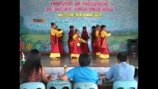 PANGALAY - Muslim Dance