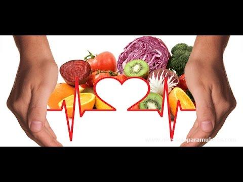 Alimentos para hipertensos, alimentación saludable