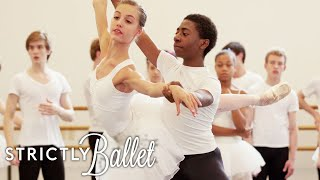 Preparing for Audition Season – Episode 6 – Teen Vogue's Strictly Ballet