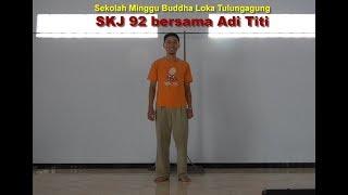 Gambar cover SKJ 92 oleh Adi Titi