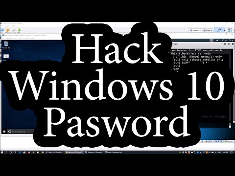 Hack Windows 10 Password With Empire And Mimikatz (Cybersecurity)