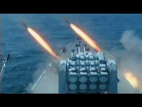 Démonstration de force navale sino-russe