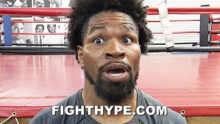 SHAWN PORTER, SPARRED TEOFIMO LOPEZ, HYPED UP LOMACHENKO FIGHT BREAKDOWN; KENNY RECALLS FACING LOMA