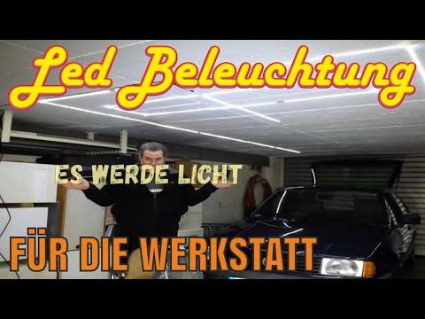 Polo86c Werkstatt: LED Beleuchtung selbstgemacht | Zugeschaut und Mitgebaut [FAST EINE ANLEITUNG xD]