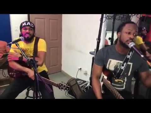 Ray, Nu Look guitarist, VS Madman