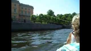 Прогулка по рекам и каналам Санкт-Петербурга(2)(, 2009-07-04T09:42:08.000Z)