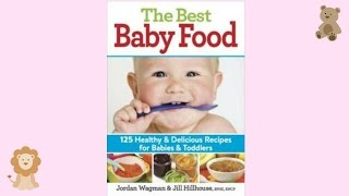 The Best Baby Food Cookbook Review