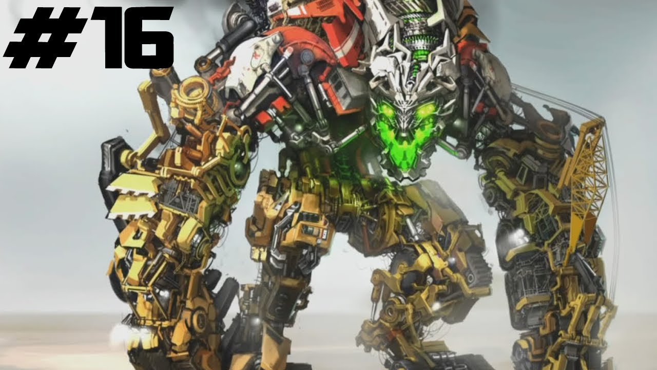 Transformers Fall Of Cybertron Wallpaper Transformers Revenge Of The Fallen Playthrough Episode