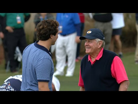 Team Nicklaus Highlights | Round 1 | PNC Father Son
