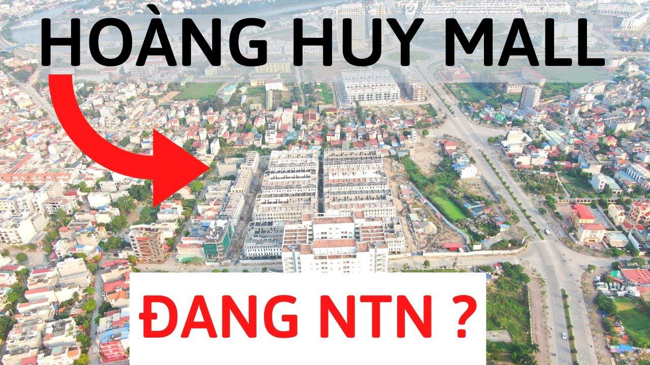 image Cập Nhật Tiến Độ Hoàng Huy Mall Lê Chân Hải Phòng