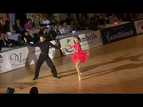 2013 GrandSlam Latin Cambrils, ESP | TV Highlight | World Dance Sport Federation