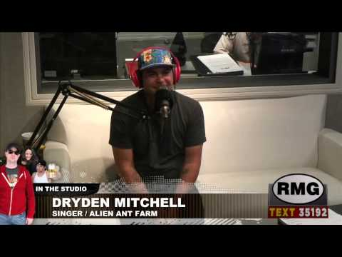 Dryden Mitchell from Alien Ant Farm - full interview
