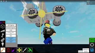 Roblox plane Crazy| How to make a Super fast small car (1100 SPS)