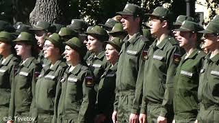 видео: Военно-Медицинская Академия. Выпуск 2018 г.