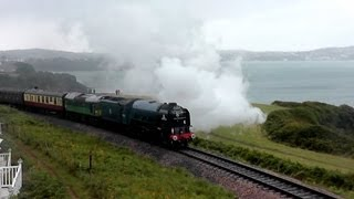 60163 Tornado on the Cathedrals Express 17/09/13