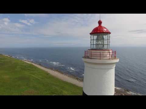 Winding the Light, Newfoundland and Labrador Tourism