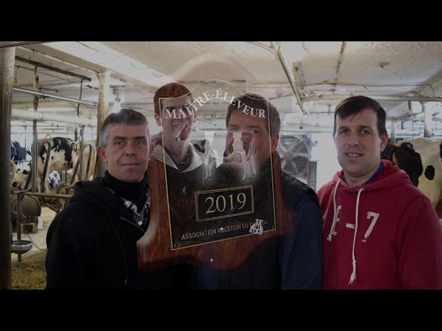 Maître-éleveur 2019 - Ferme A.M.Y. Martin inc. (AMIGO) Saint-Valentin -La longévité mène au sommet !