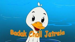 Marathi Stories for Kids - Badak Chall Jatrela | Chan Chan Marathi Goshti | Marathi Balgeet