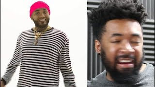 Joyner Lucas ft. Timbaland - 10 Bands (ADHD) - REACTION