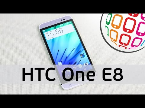 HTC One E8 - упрощённая версия флагманской модели One (M8)