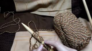 我的棒針毛線學習記錄(・∀・)2【#正確的起針方法】