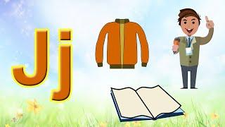 Hərfləri öyrənək  J hərfi
