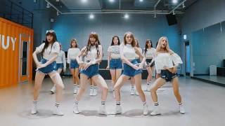 WJSN (Cosmic Girls) 'Secret' mirrored Dance Practice