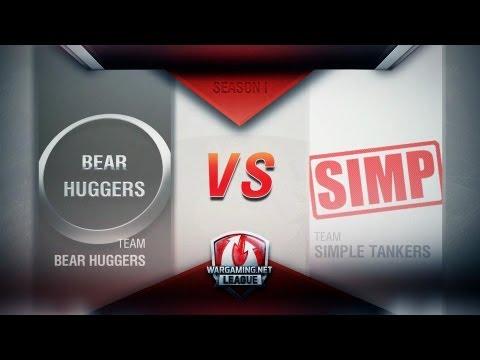 WGLNA Group Stage Week 1 Bear Huggers vs Simple Tankers